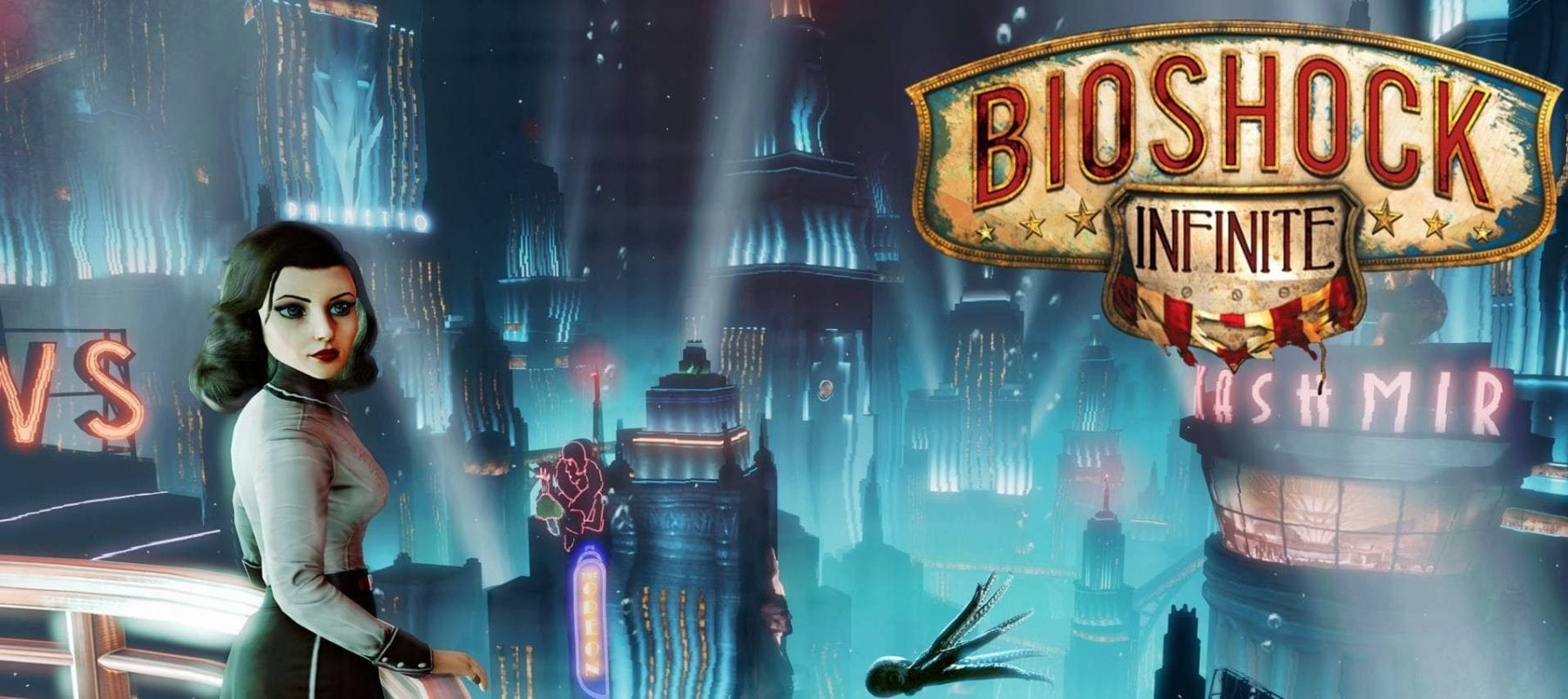 Bioshock Infinite header