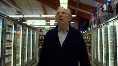 Chuck McGill goes grocery shopping in Better Call Saul season 3