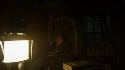 "The final moments of Chuck McGill in Better Call Saul ""Lantern"""