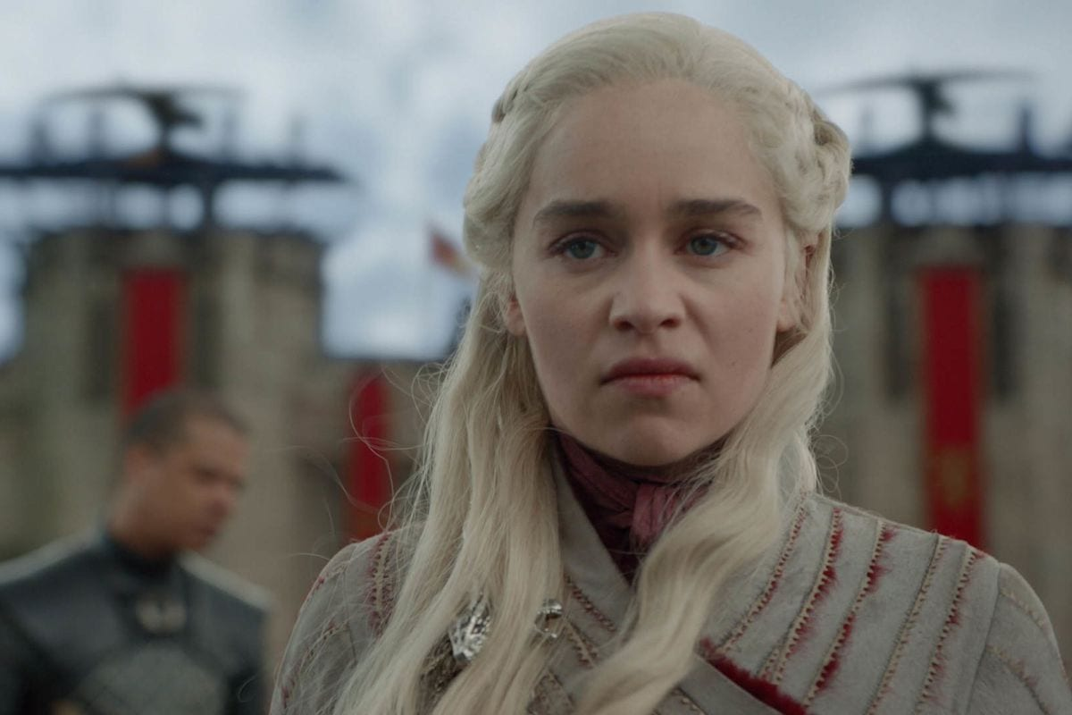 Dany is fuming after Missandei is killed