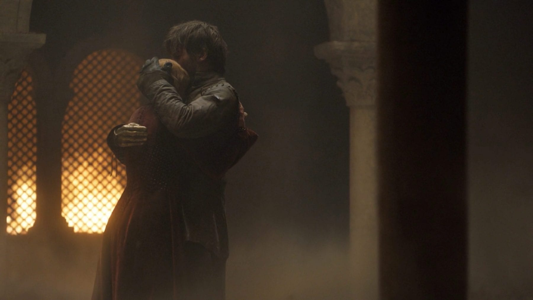 Cersei and Jaime face the end together