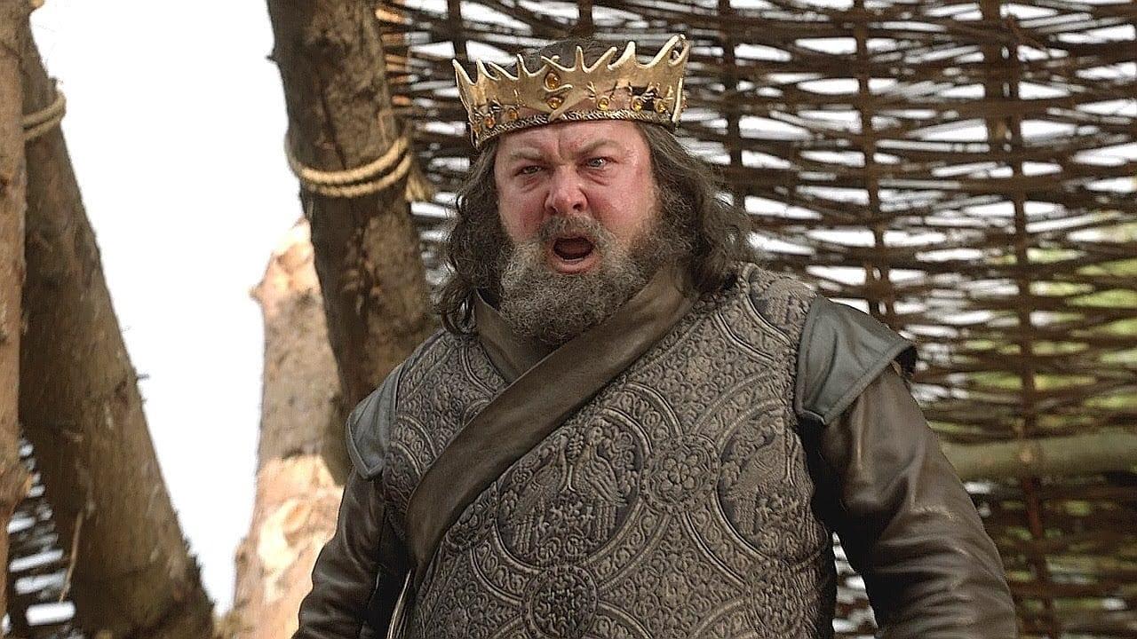 Robert Baratheon in Game of Thrones
