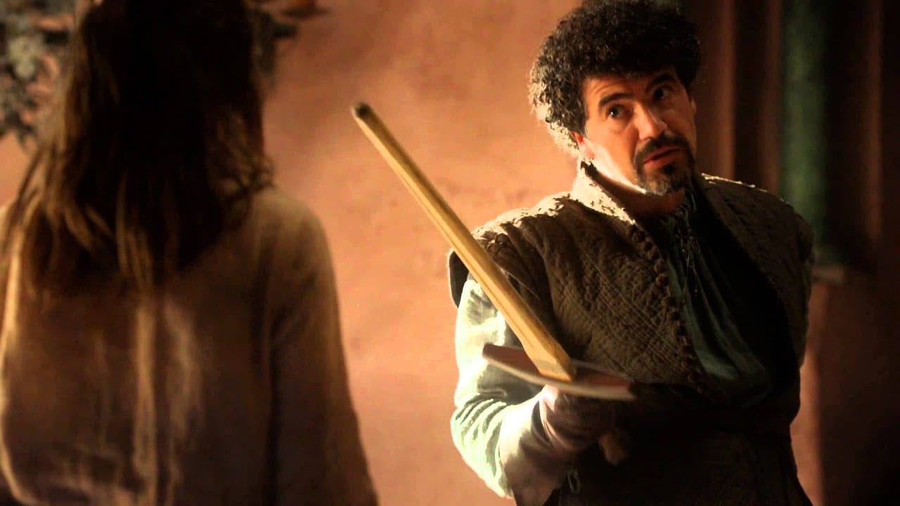 Syrio in Game of Thrones