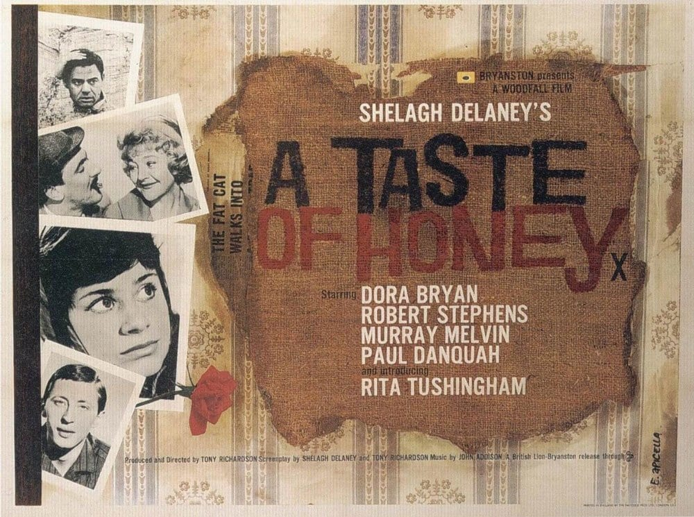A Taste of Honey movie poster