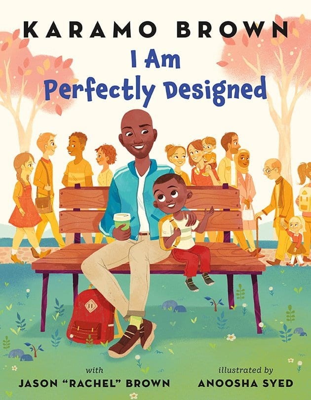"Karamo Brown's ""I am Perfectly Designed"" is set to be released in November 2019"