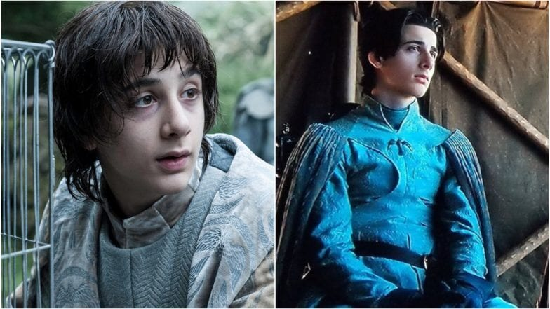 Robin Arryn all grown up in the Game of Thrones finale
