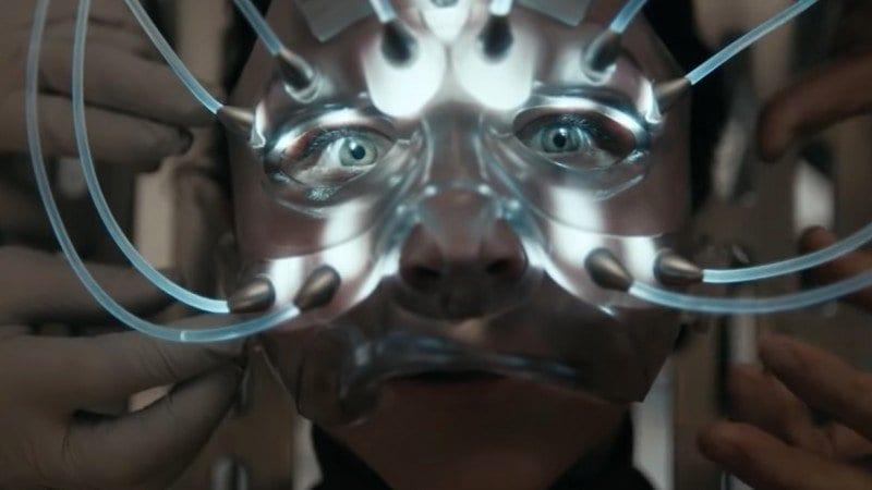 "Ginnifer Goodwin is interrogated in the Twilight Zone episode ""Point of Origin"""