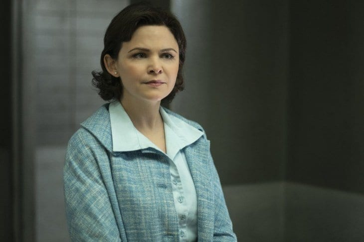 """Ginnifer Goodwin as an increasingly confused Eve in The Twilight Zone episode """"Point of Origin"""""""