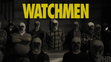 The first teaser from HBO's new Watchmen series