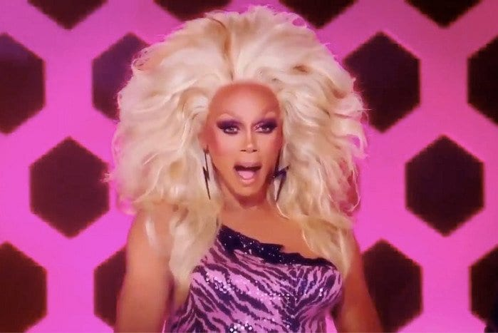 RuPaul gasped at Yvie Oddly and Brooke Lynn Hytes RPDR Lip sync for their lives.