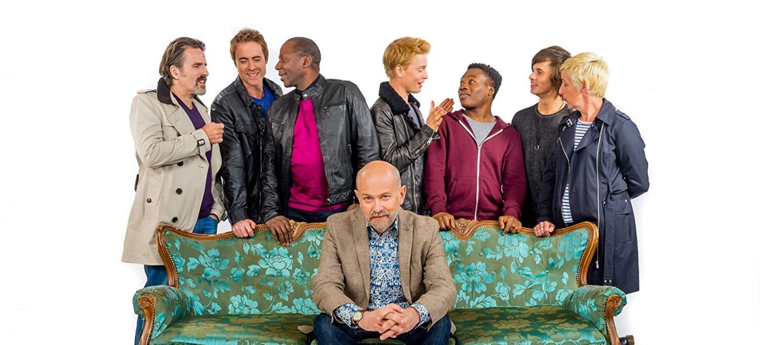 Main Cast of Channel 4's Cucumber