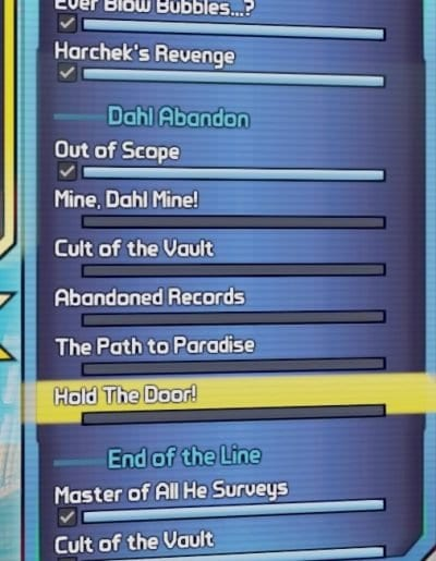 Hold The Door! Game of Thrones reference in Borderlands 2 DLC