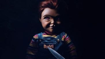 The Buddi doll in the new remake of Child's Play