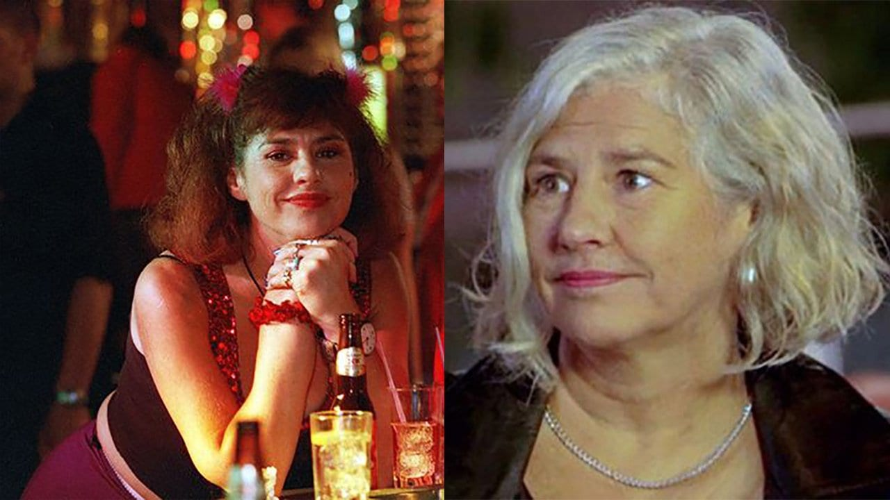 Denise Black as Hazel Tyler in both Queer As Folk and Cucumber on Channel 4.