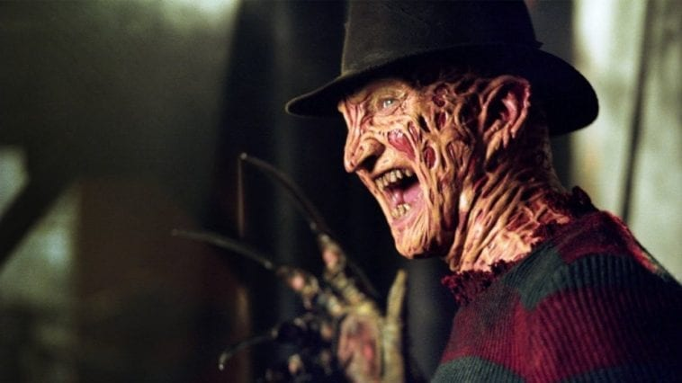 the horror icon Freddy Krueger