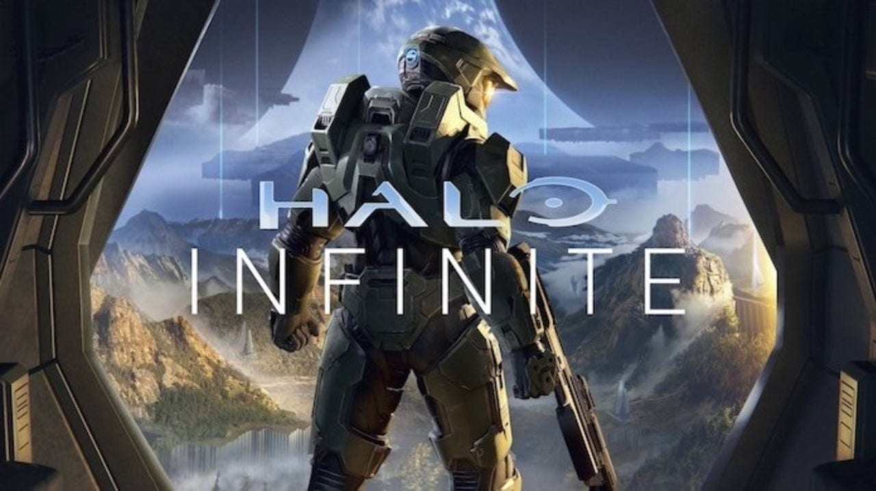 Halo Infinite Project Scarlett