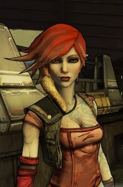 Lilith in Borderlands 2