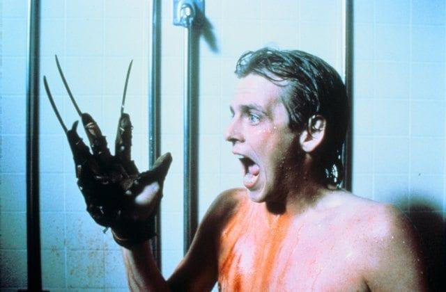 A Nightmare on Elm Street: Freddys Revenge Jesse has the bladed glove