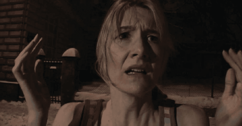 Laura Dern as Nikki Grace in Inland Empire