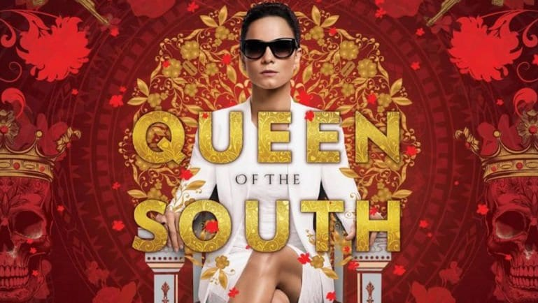 Alice Braga plays drug Queenpin Teresa Mendoza in the hit tv series Queen of the South.