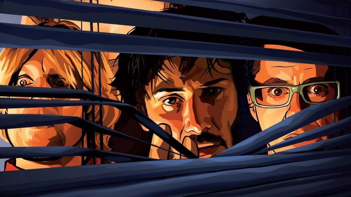 The paranoia and confusion of A Scanner Darkly