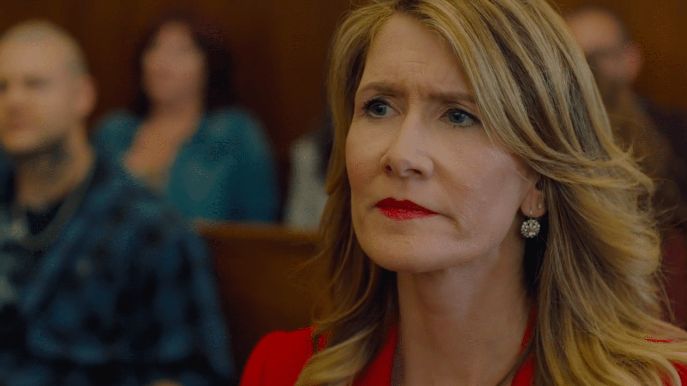Laura Dern as Renata Klein in season two of Big Little Lies