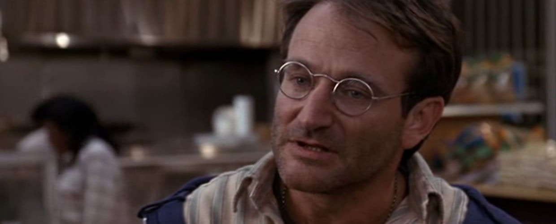 Robin Williams as Cozy Carlisle
