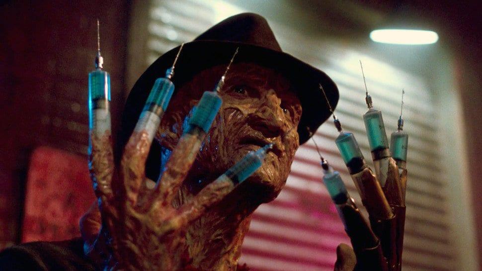 Dream Warriors, Freddy Krueger needles for fingers