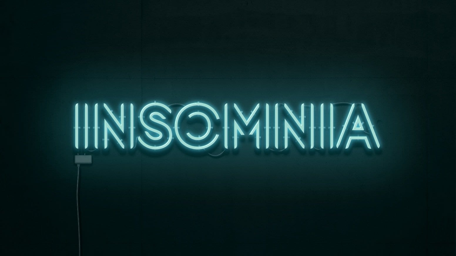Title card for Vishaal Reddy's Insomnia