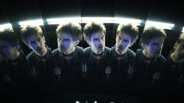 Multiple versions of David Haller in Legion