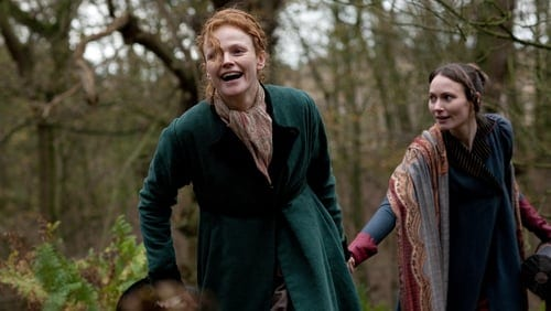 Anne Lister (Maxine Peake) and Mariana Belcombe (Anna Madley) in The Secret Diaries of Miss Anne Lister (2010)