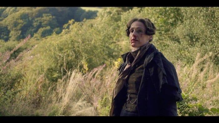 Suranne Jones as Anne Lister in Gentleman Jack.
