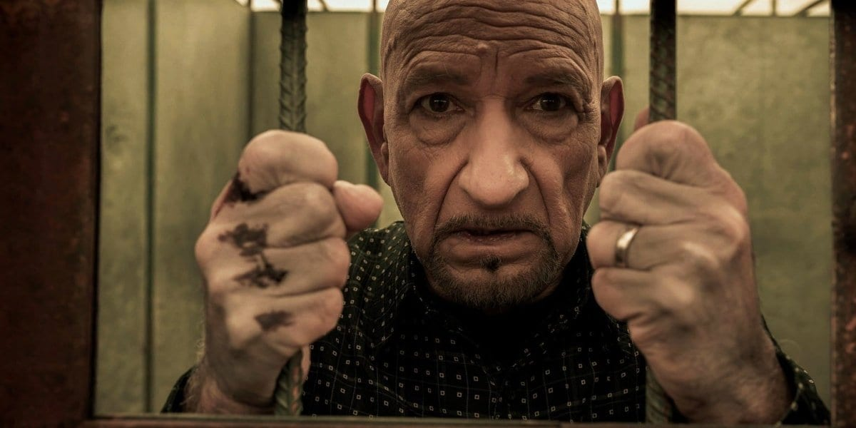 Ben Kingsley in Perpetual Grace LTD