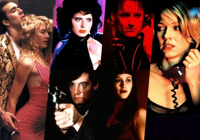 films of David Lynch