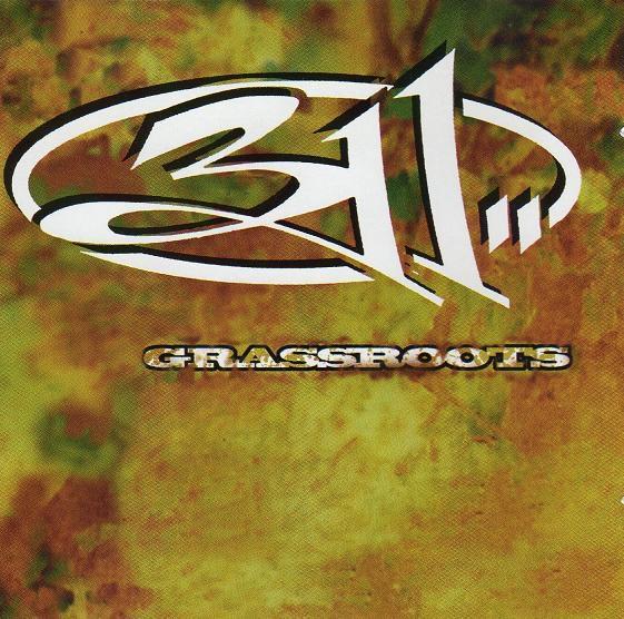 311 Grassroots album cover.