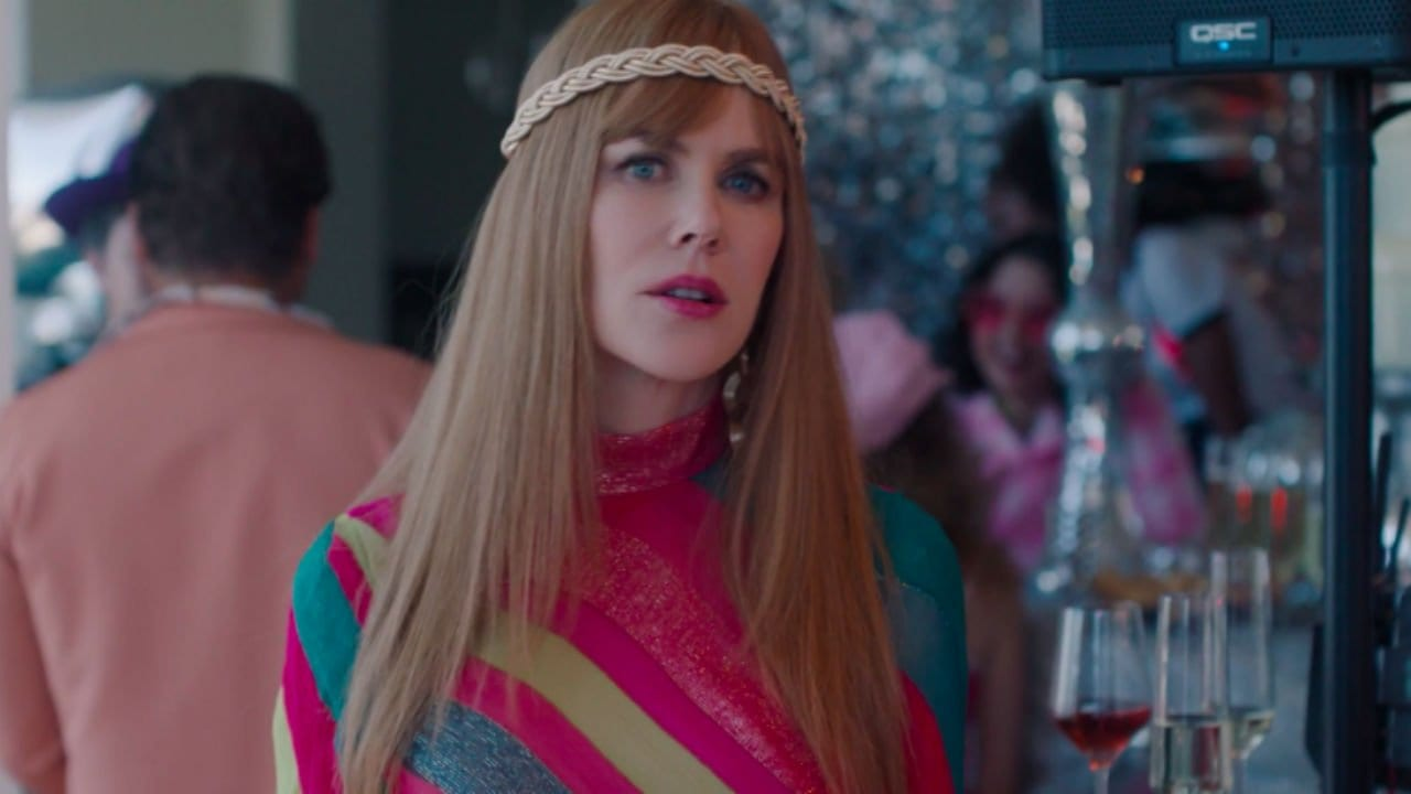Nicole Kidman as Celeste in HBO's Big Little Lies