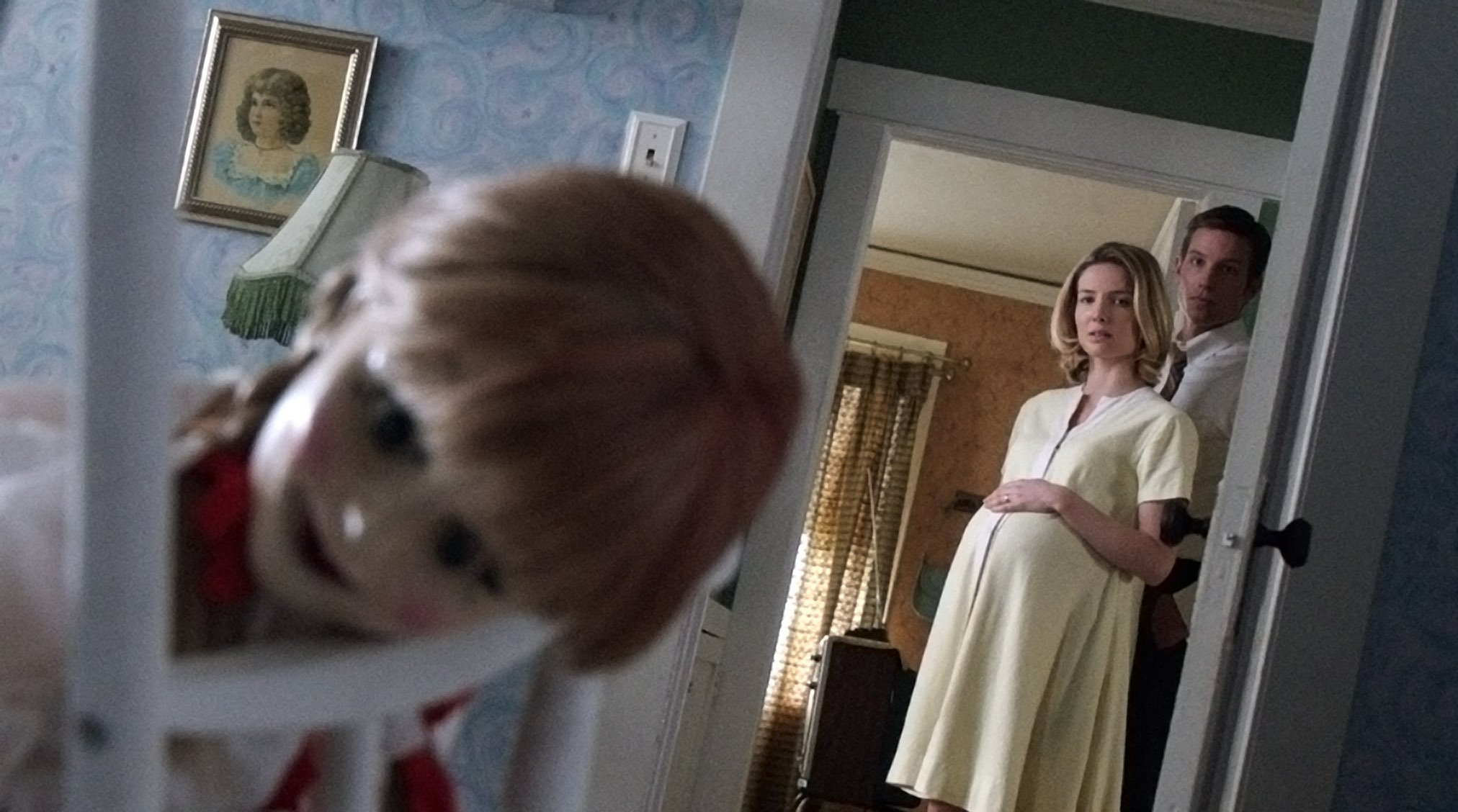Annabelle (2014) kicked off what's known as the Conjuring universe.