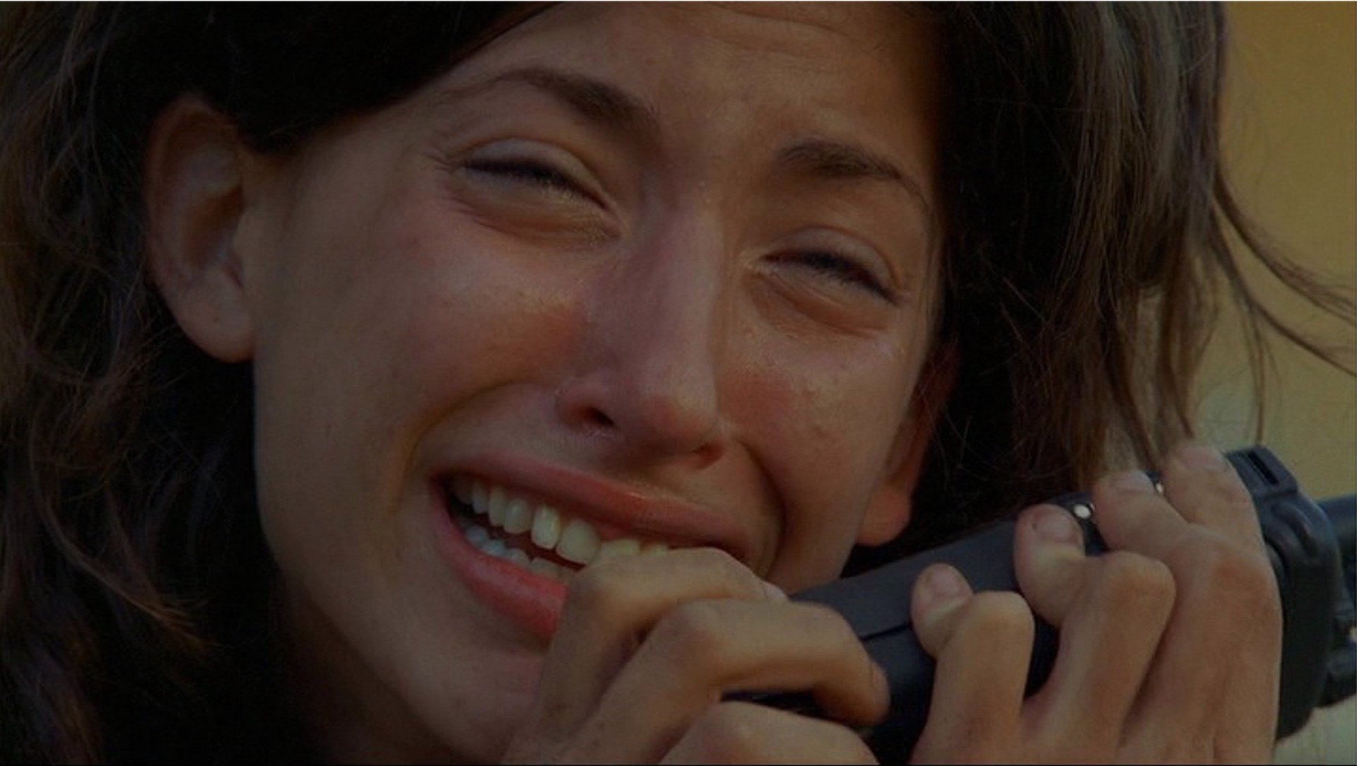 Alex's death scene on Lost