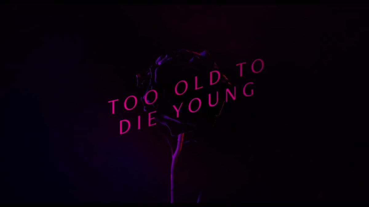 Nicolas Winding Refn's Too Old to Die Young brings Tarot like The HIgh Priestess to life.