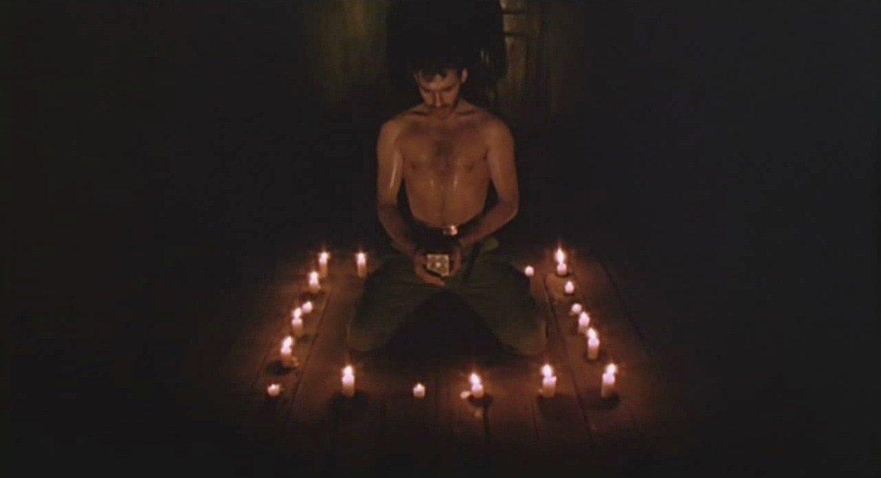 Frank, The Box, Ritual, Hellraiser