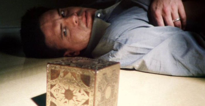Detective Joseph Thorne (Craig Sheffer) is the latest recipient of the puzzle box in Hellraiser: Inferno.