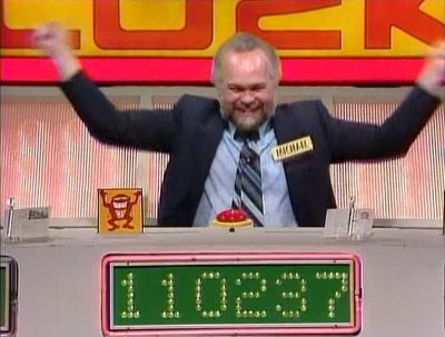 Michael Larson broke the bank on Press Your Luck