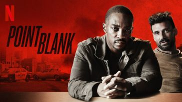 Promo image for Netflix Original Point Blank.