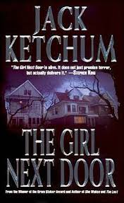 Cover art for Jack Ketchum's novel The Girl Next Door