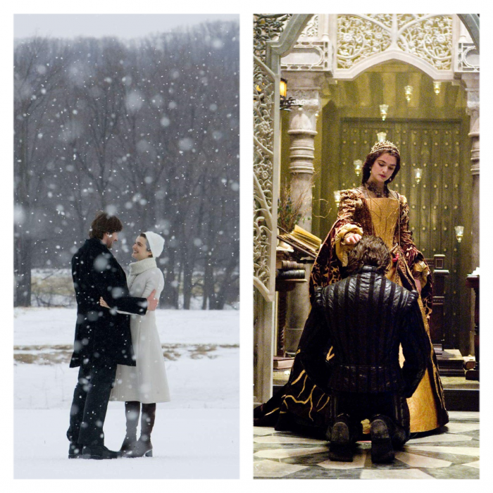 Tom and Izzy/ Queen Isabella and Tomás from The Fountain (2006)