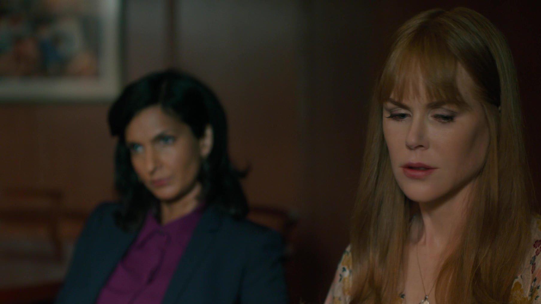 Nicole Kidman as Celeste in season two of HBO's Big Little Lies