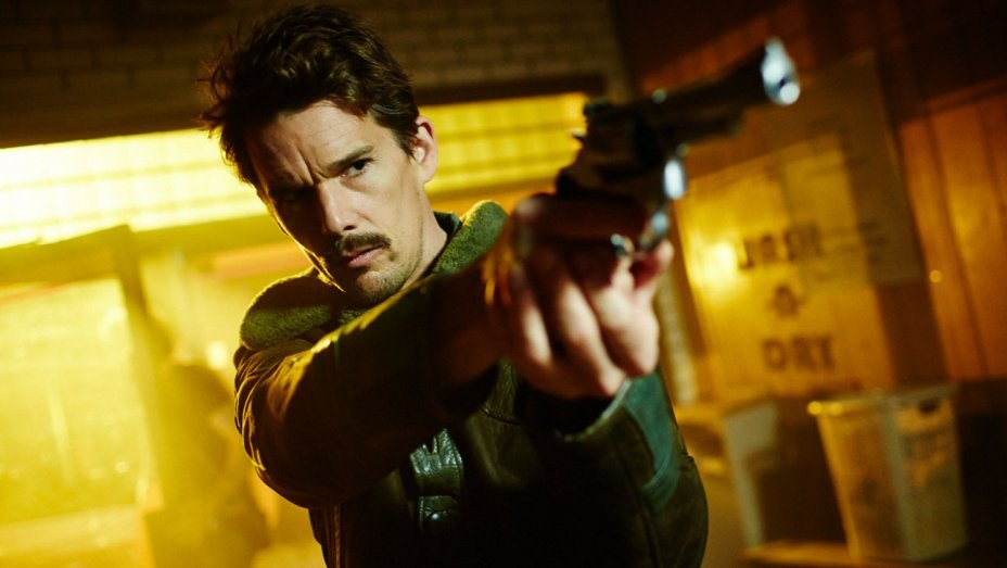 Ethan Hawke stars as a time traveling detective on the hunt for the