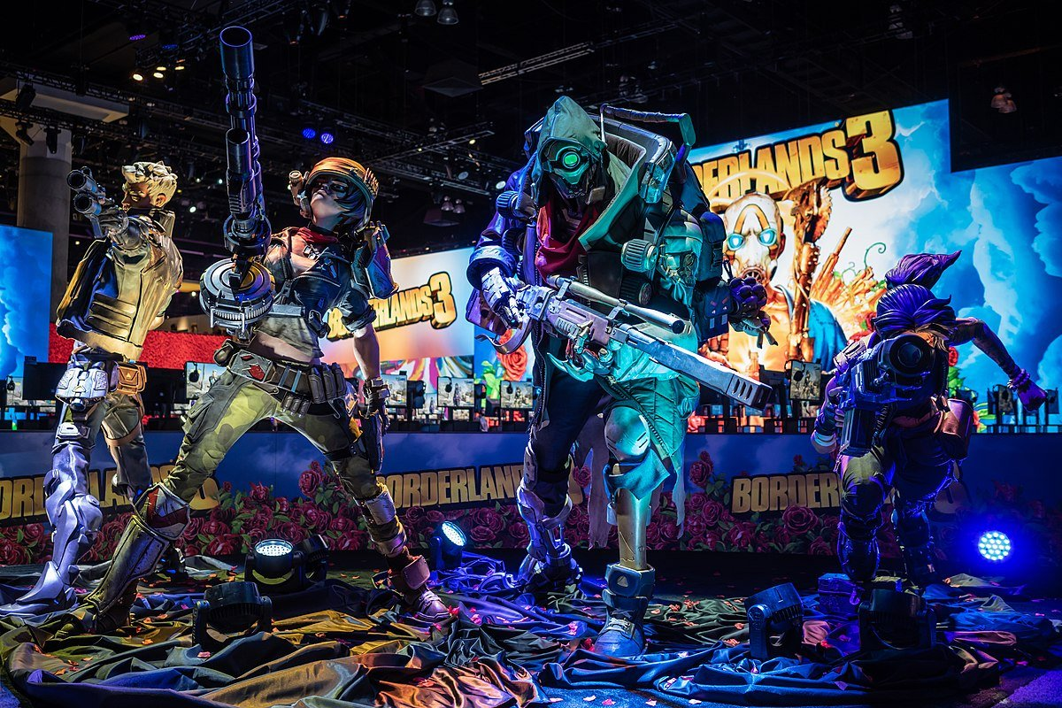 Borderlands at E3 2019