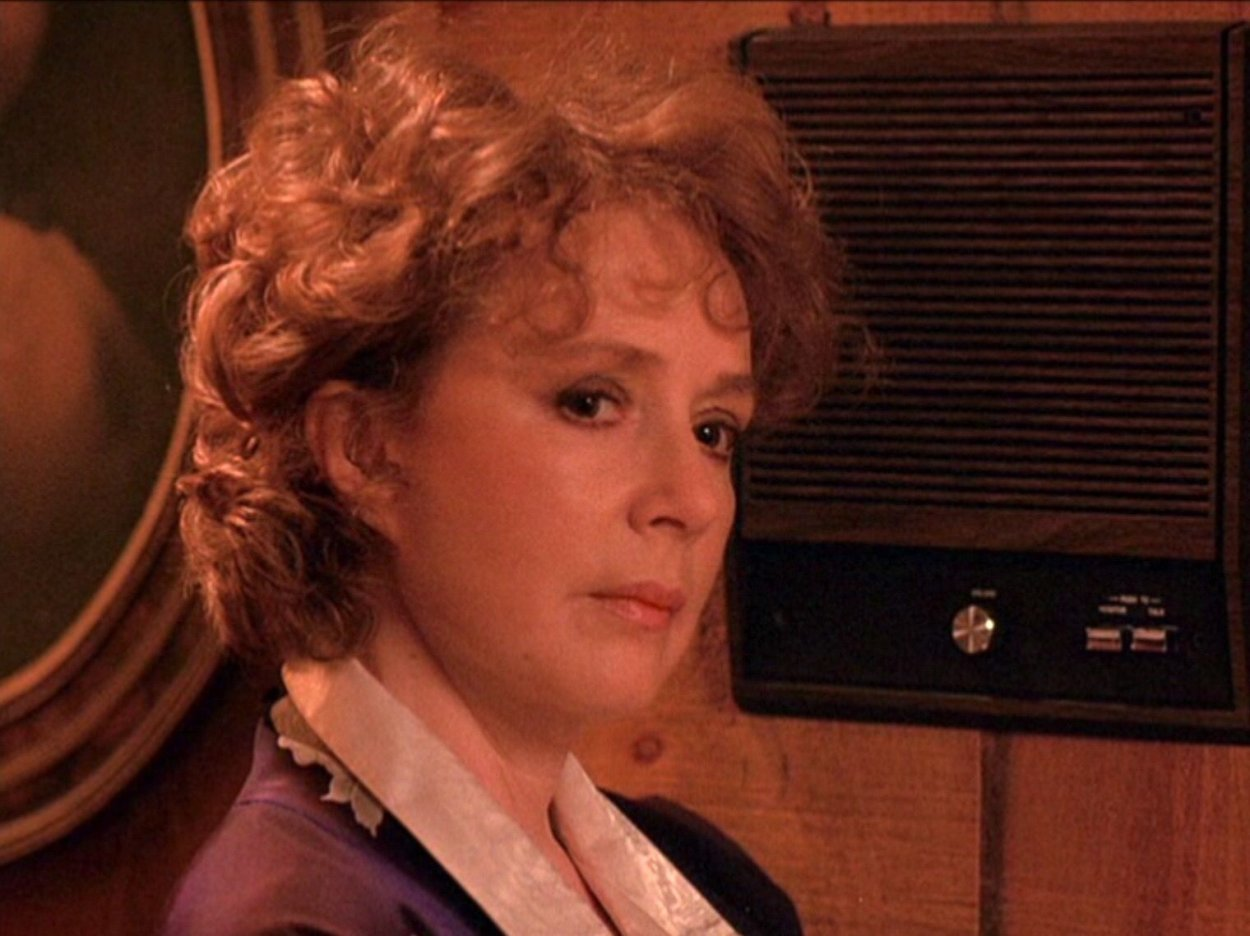 Catherine Martell played by Piper Laurie in Twin Peaks
