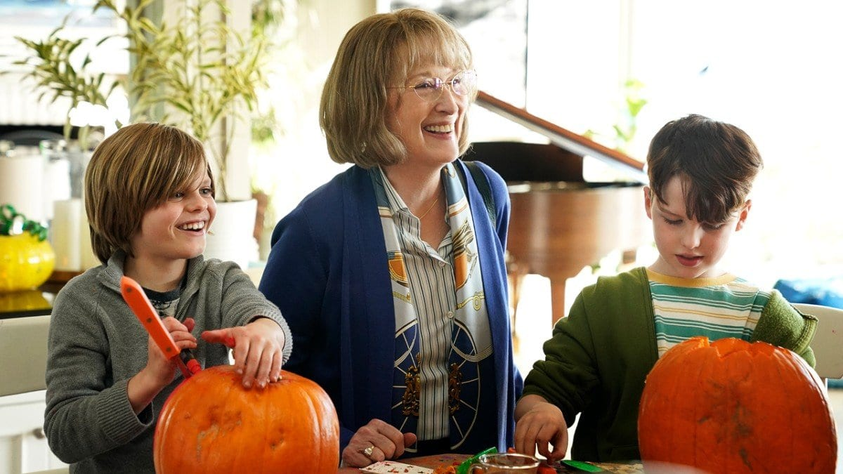 Meryl Streep as Mary Louise Wright in season 2 of HBO's Big Little Lies